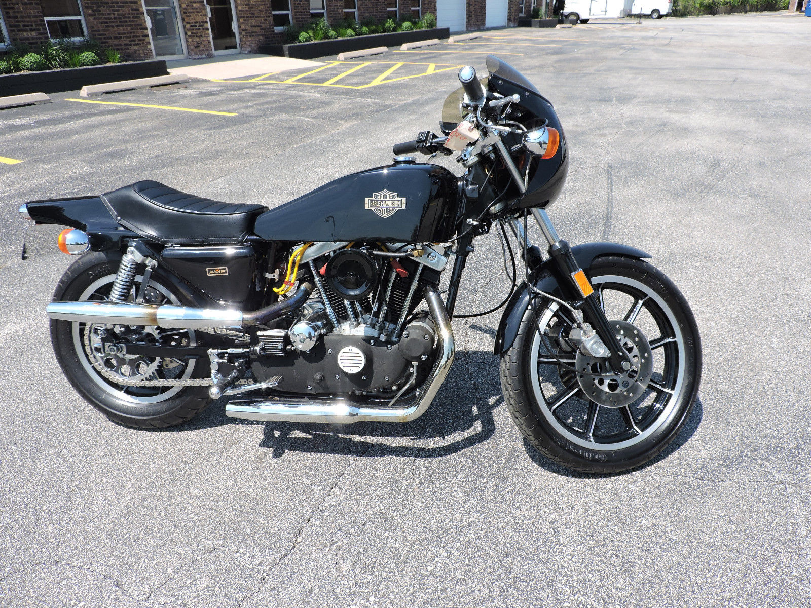 Cafe Racer For Sale Illinois