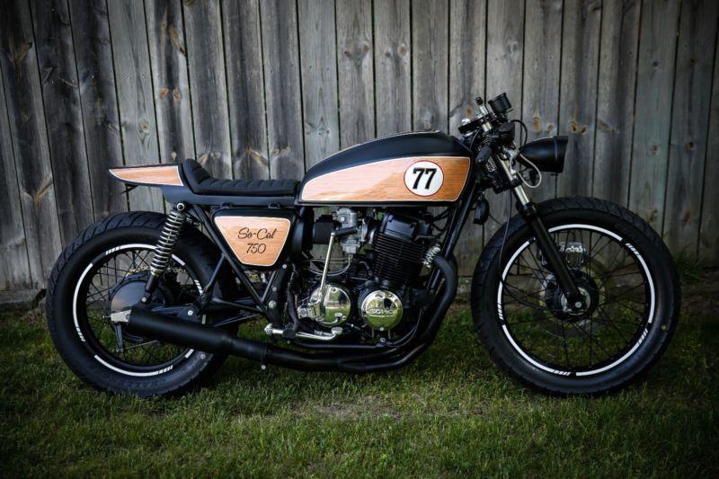1977 Honda CB750 Cafe Racer