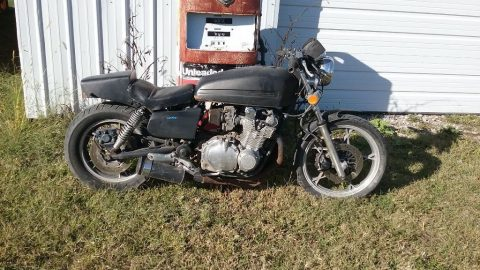 1979 Suzuki GS750 Custom Cafe racer/Street bike for sale