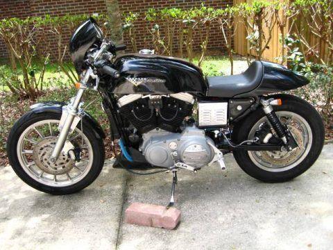 Custom 2000 Harley Davidson/Buell Cafe Racer for sale