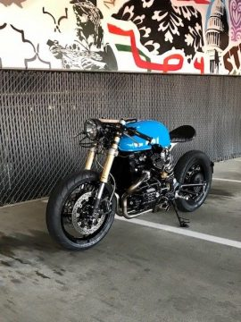1981 Honda CX500 Deluxe Cafe Racer for sale