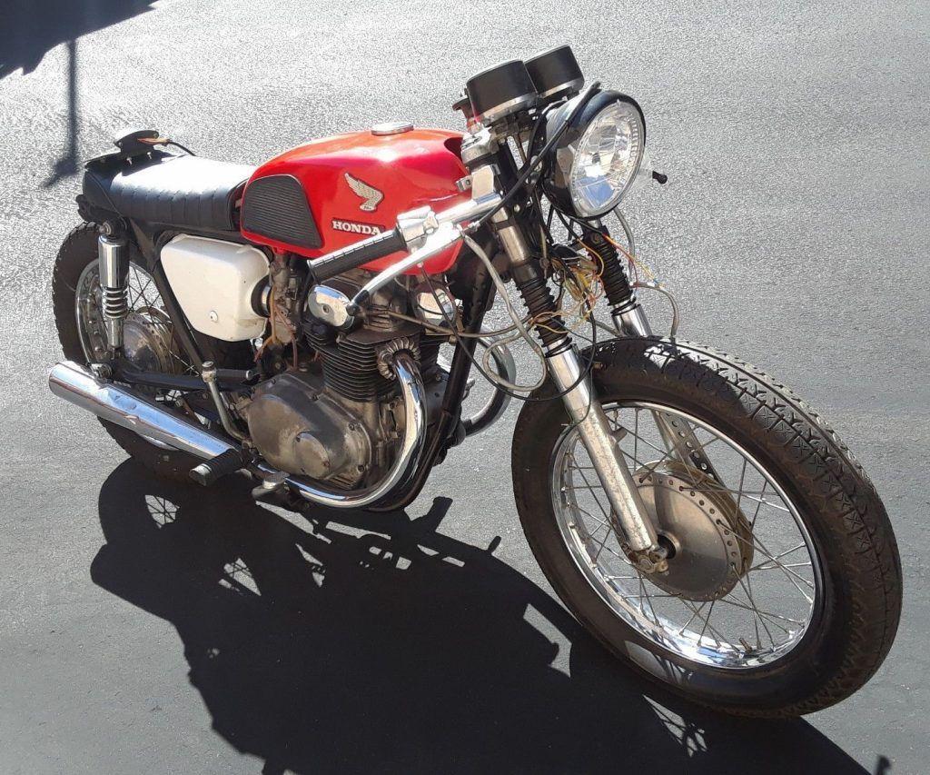 1969 Honda CB