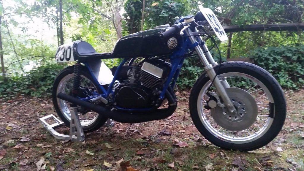 Freshly built 1977 Yamaha