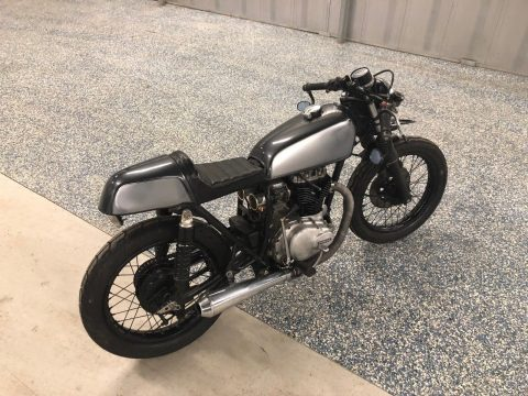 1976 Honda CB – runs beautifully! for sale
