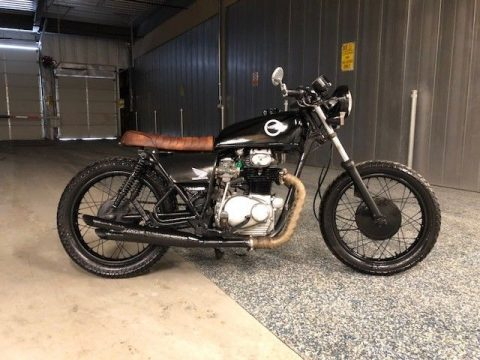 1976 Honda CB – Runs Perfectly for sale