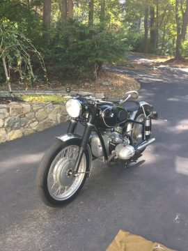 Perfect Running 1954 BMW R Series for sale