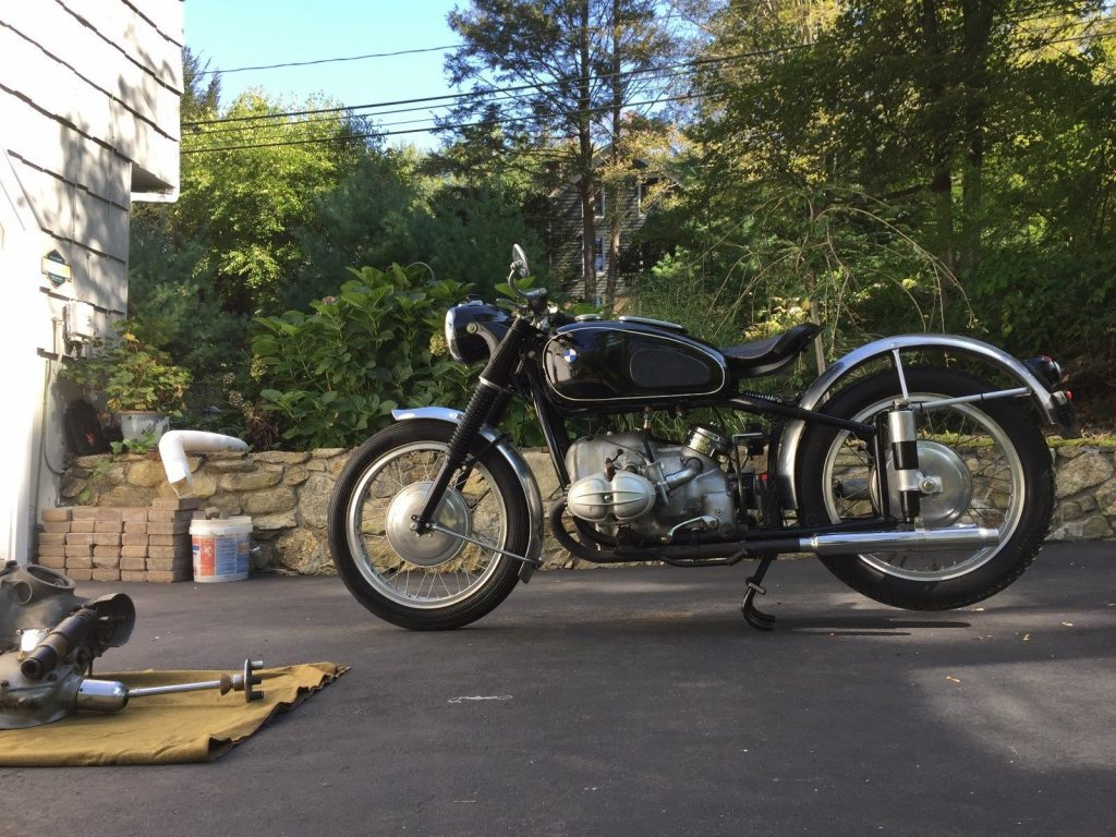 Perfect Running 1954 BMW R Series