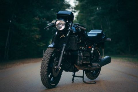 RARE 1986 Custom Built Motorcycles K100 for sale