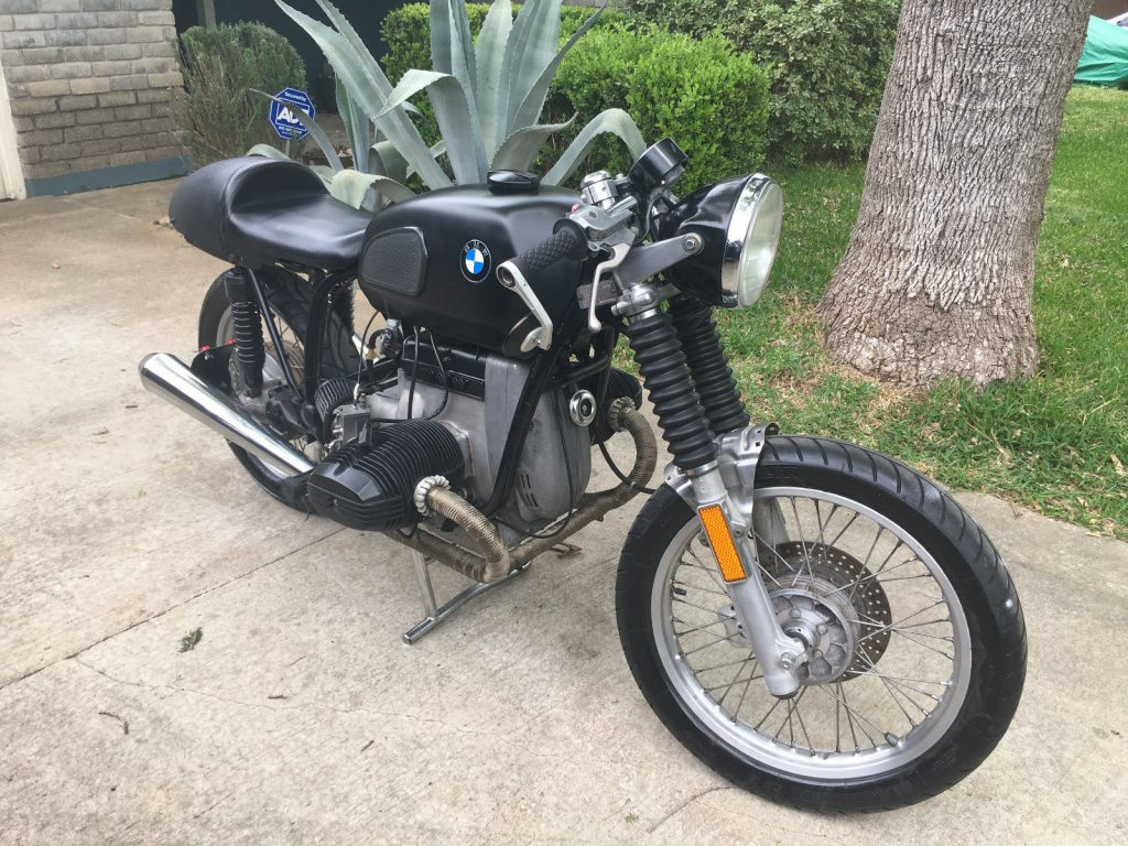 1976 BMW R Series – Runs great!