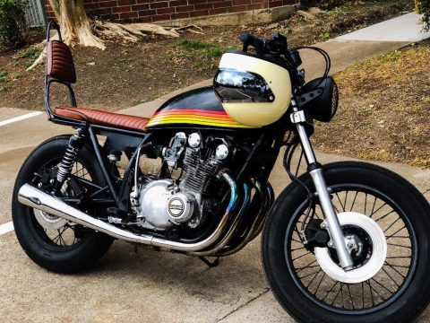 AMAZING 1979 Suzuki GS 750 for sale