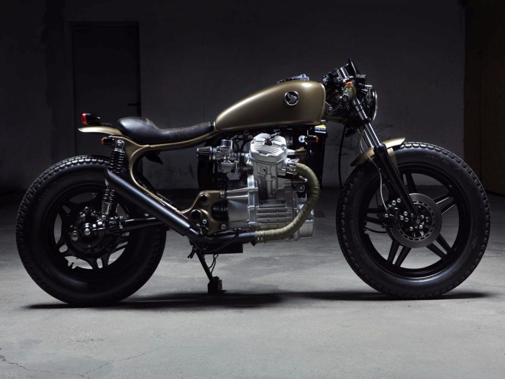 AMAZING 1983 Honda cx 500