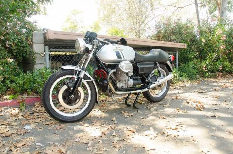 GREAT 1976 Moto Guzzi T3 T for sale