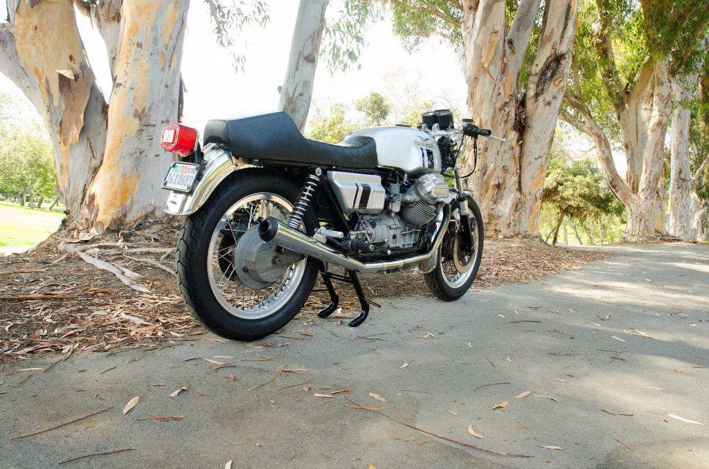 GREAT 1976 Moto Guzzi T3 T