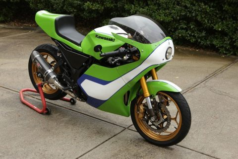NICE 2014 Custom Built Motorcycles Kawasaki for sale