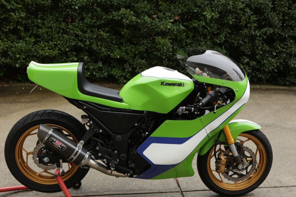 NICE 2014 Custom Built Motorcycles Kawasaki