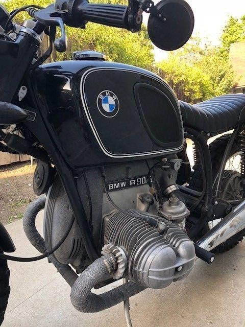 1976 BMW R Series – RUNS GREAT