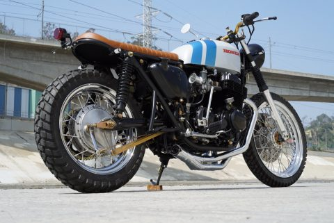 BEAUTIFUL 1974 Honda CB for sale