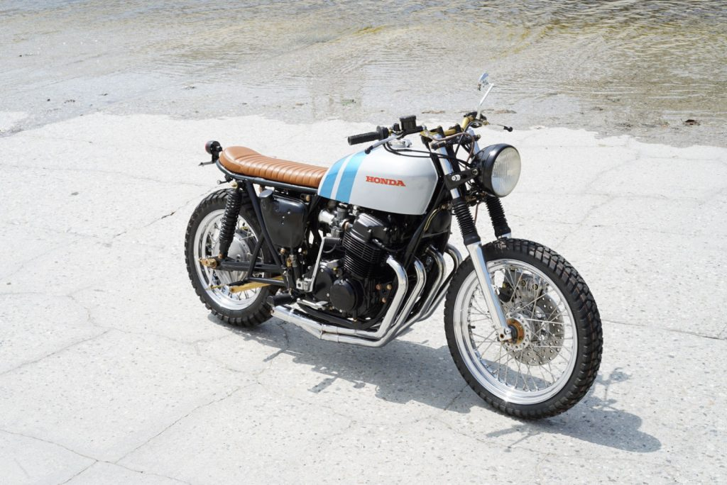 BEAUTIFUL 1974 Honda CB