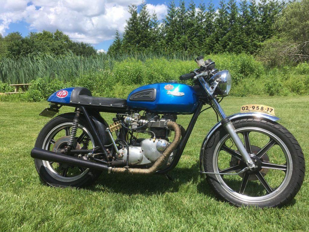GREAT 1978 Triumph Bonneville