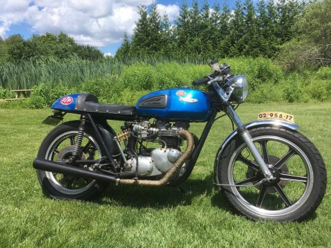 GREAT 1978 Triumph Bonneville for sale