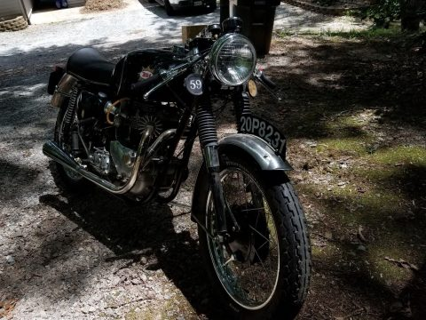 VERY NICE 1956 BSA A10 for sale