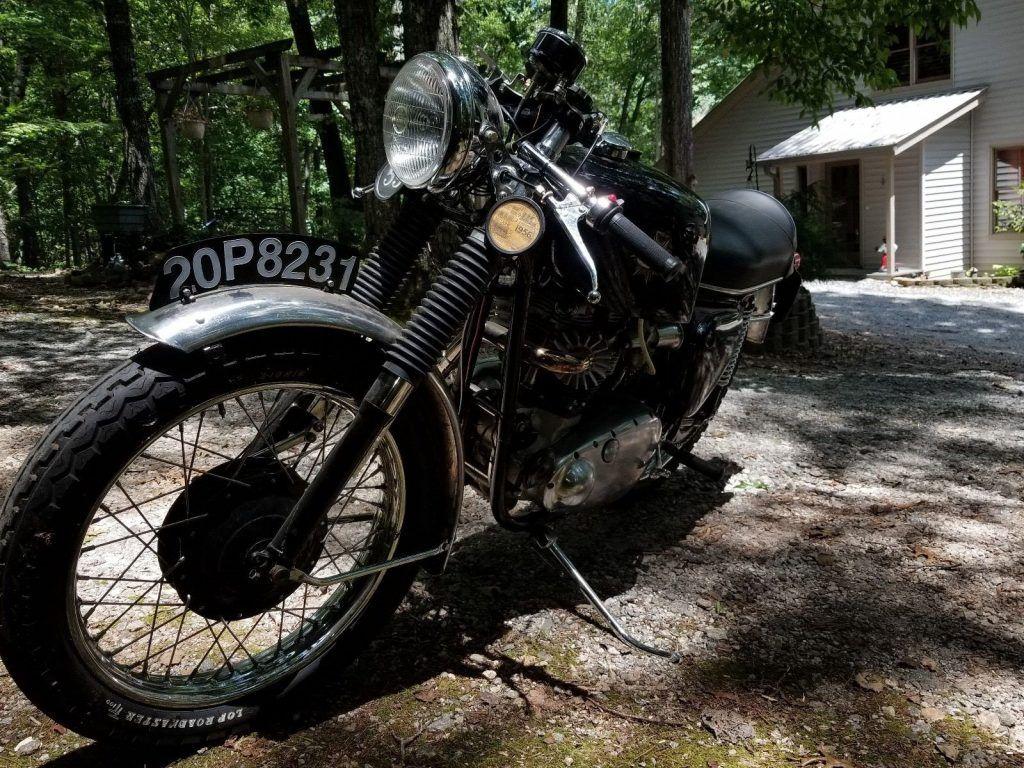 VERY NICE 1956 BSA A10