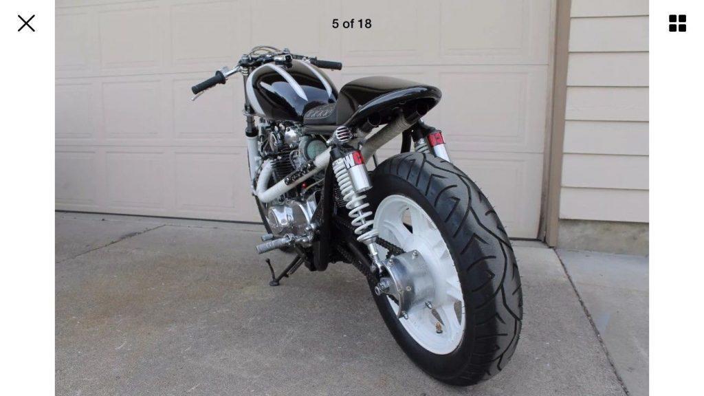 AMAZING 1981 Yamaha XS