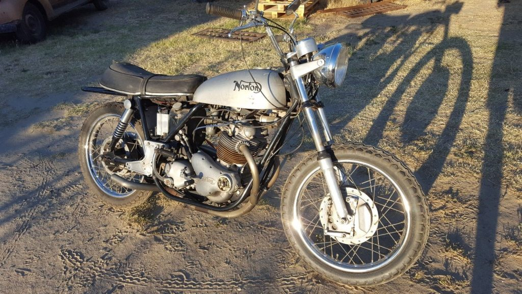 GREAT 1970 Norton Commando
