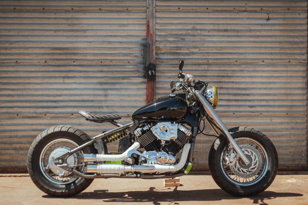 VERY NICE 2000 Yamaha V Star
