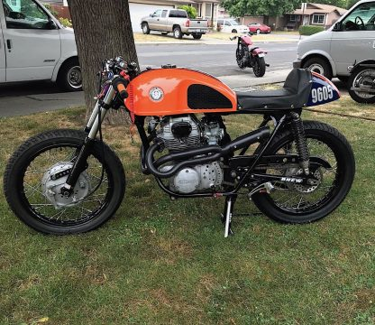 BEAUTIFUL 1973 Honda CB 350 for sale