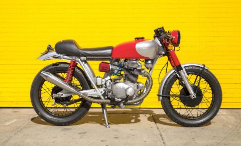 1972 Honda CB350 Cafe Racer for sale