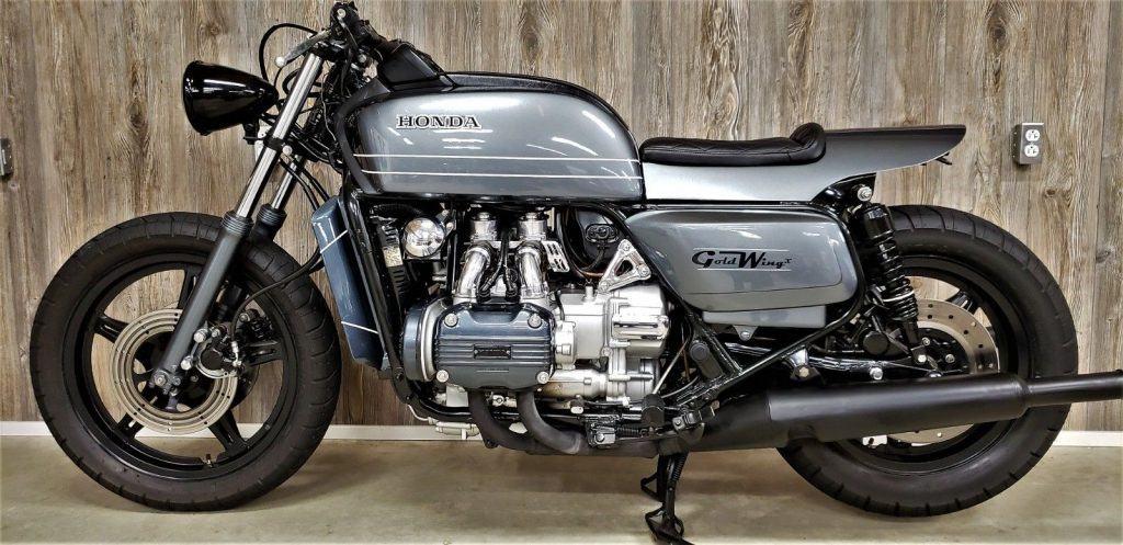 1978 Honda Goldwing X Custom cafe racer