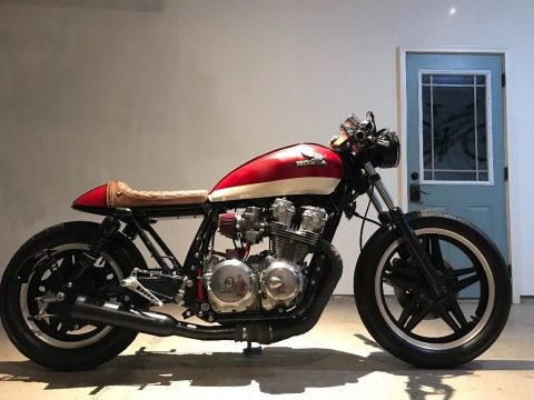 1980 Honda CB 750 Cafe Racer for sale