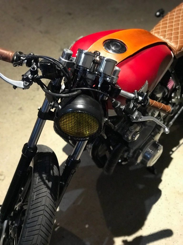 1980 Honda CB 750 Cafe Racer
